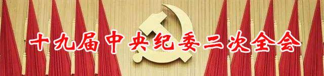 十九届中央纪委第二次全体会议公报(全文)