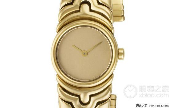寶格麗以古錢幣爲靈感設計的腕錶系列