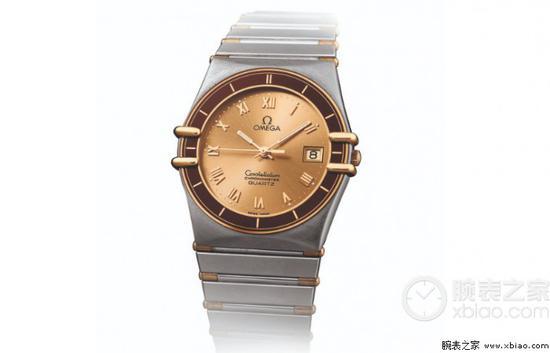 歐米茄曼哈頓腕錶