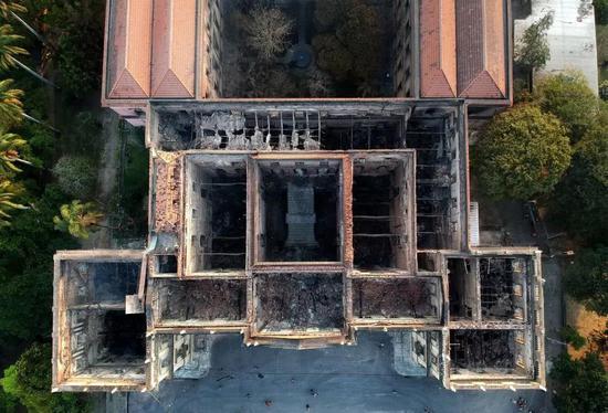 为重建毁于大火的巴西国家博物馆 全球纷纷伸出援手