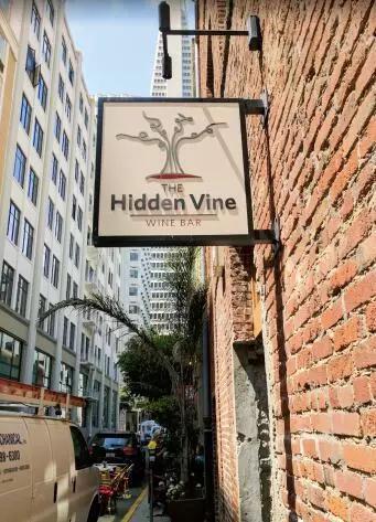 THE HIDDEN VINE,