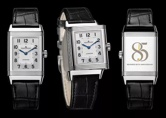 ▲Reverso Classic Medium Duetto 85th Anniversary(image:MYWATCHITE)