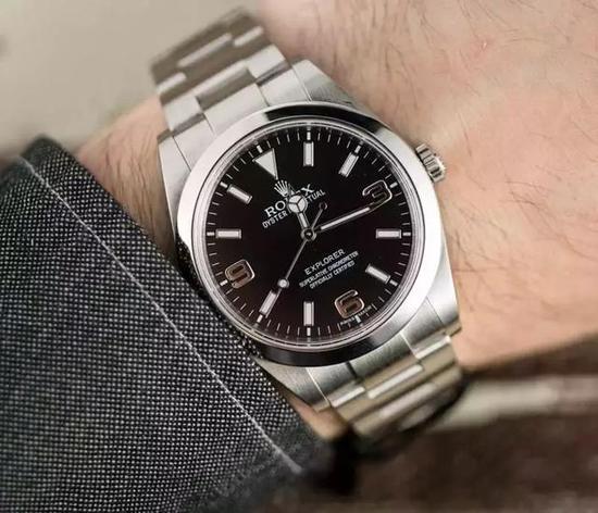 有時候,你是不是過于溺愛你的手表?