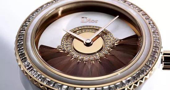 Dior 迪奥 Grand Bal Plume系列腕表