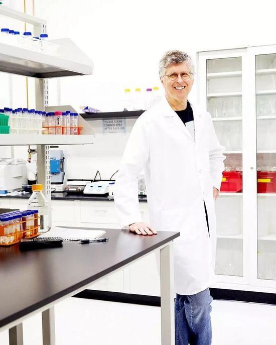 Patrick Brown 在创立 Impossible Foods 的之前,是一名斯坦福大学教授。