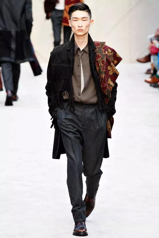 Burberry Prorsum Fall 2014 Menswear