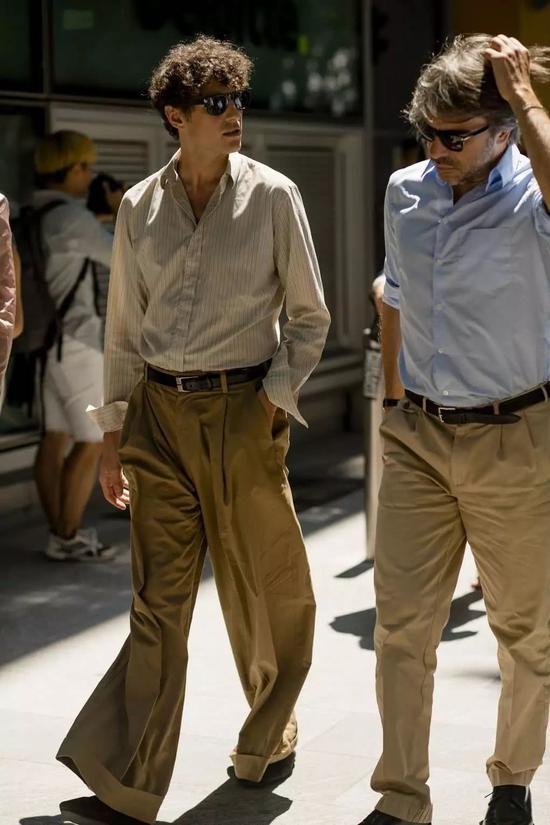 <b>会穿腰带的男人,品位都不低</b>