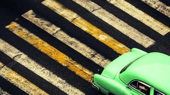 20 世纪50 年代生产的经典老爷车是古巴最主要的交通工具