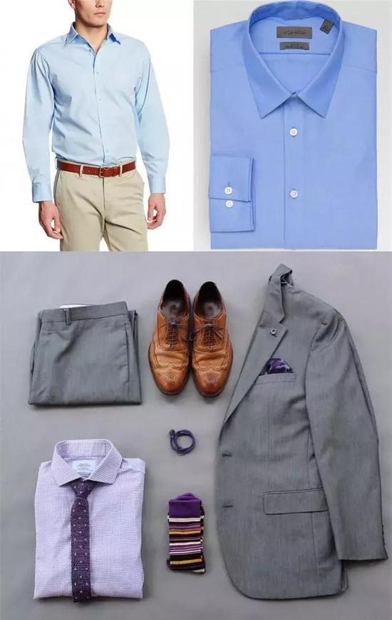 """穿衬衫像中介?今天说说""""Smart Casual""""风格穿搭"""