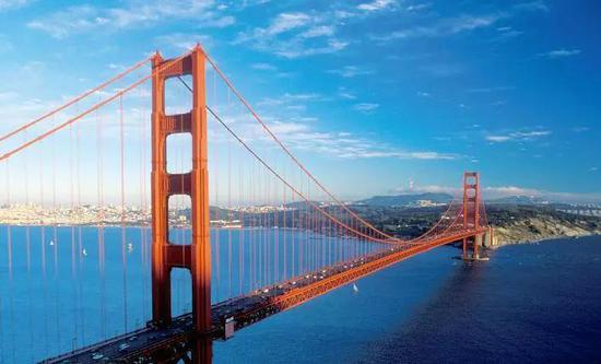 金门大桥一样,散发着传奇而又神秘的气息。