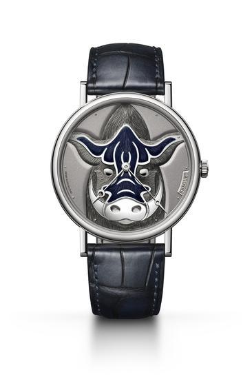 宝玑Classique经典系列7145己亥年生肖腕表