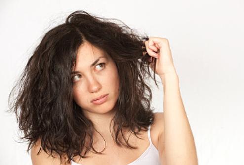 如何改善发质,防止脱发