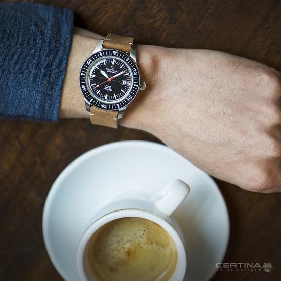 无论运动还是休闲,DS PH200M腕表都是一枚百搭利器