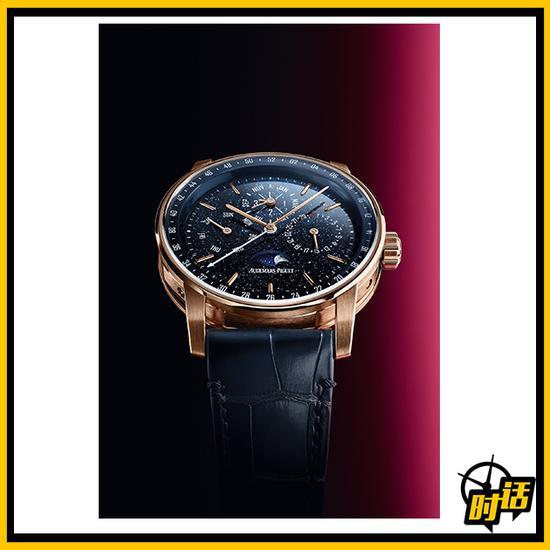 爱彼CODE11.59系列万年历腕表