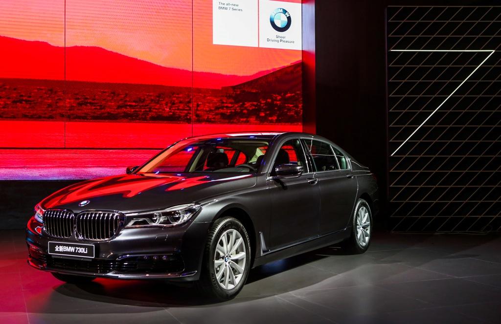 全新BMW 730Li携核心科技北区上市