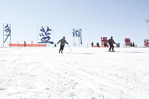 春节黄金周巴彦淖尔市旅游业揽金5000余万