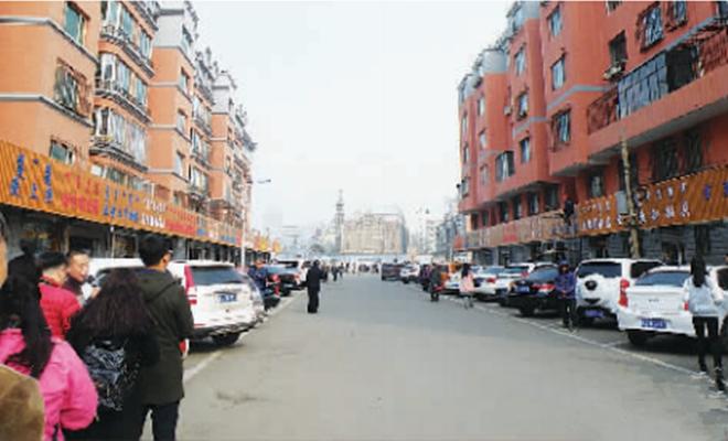 呼和浩特市环境整治带来新气象