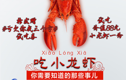 那些吃小龙虾 你需要知道的事儿