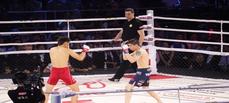 全球瞩目!哈尔滨·WKG&M-1世界综合格斗赛进入主赛