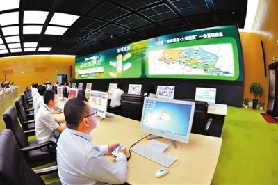 内蒙古首家旗县级大数据中心启动运行