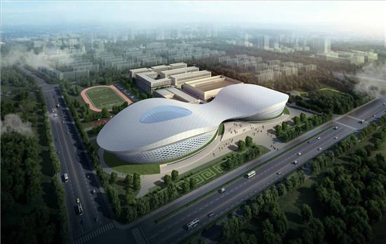 呼和浩特新建游泳馆、体育馆将启用