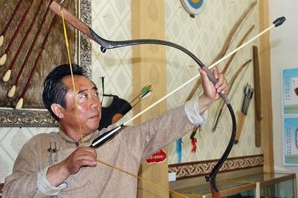 探访传统角弓制作技艺