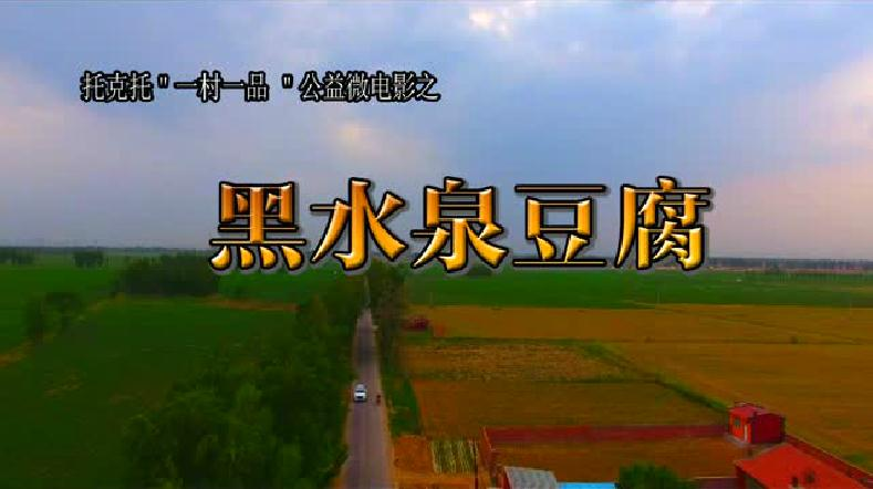 托克托县微电影——黑水泉豆腐