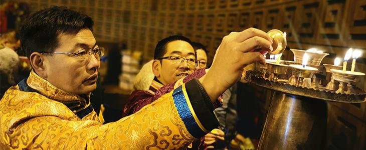 我在内蒙古过年 感受特色春节民俗