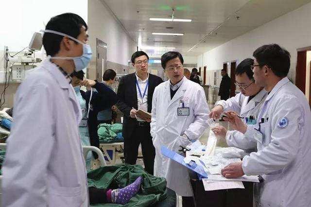 """内蒙古打造半小时""""救治圈"""" 转诊危急重症强戒人员"""