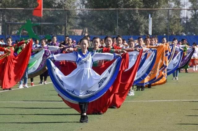 庆祝改革开放40周年全区广场舞汇演在兴安盟举行