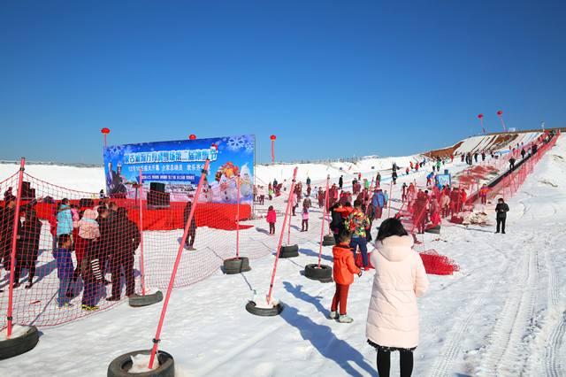 越冷越红火 武川冰雪文化旅游节22日激情开幕