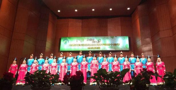 第十五届中国·内蒙古草原文化节合唱展演26日开幕