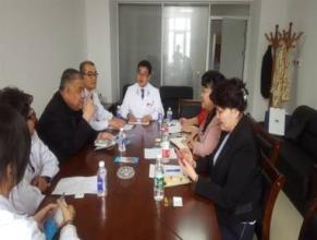内蒙古中医医院 与蒙古国多家机构展开合作