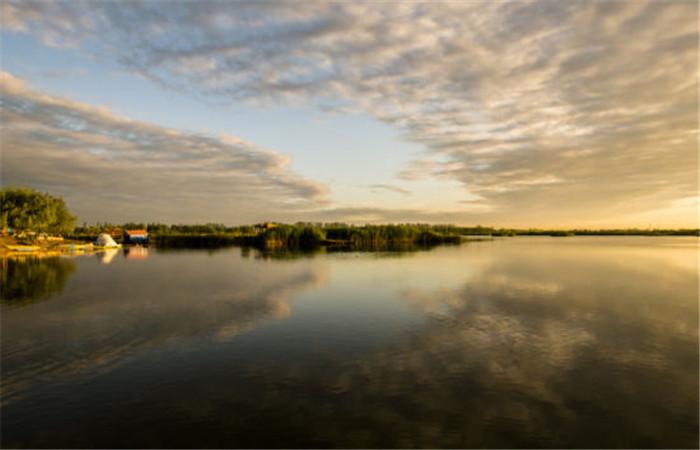 呼和浩特风景篇——南湖湿地公园