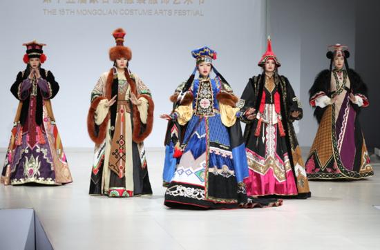 期待!第十七届内蒙古服装服饰艺术节11日开幕