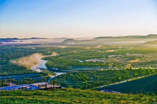 爱上内蒙古 丨 任何季节游一次额尔古纳都今生无憾