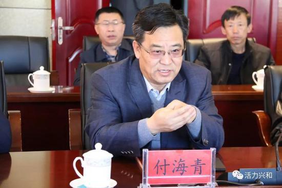 兴和县人民政府与开原川顺食品加工有限公司签署项目合作协议