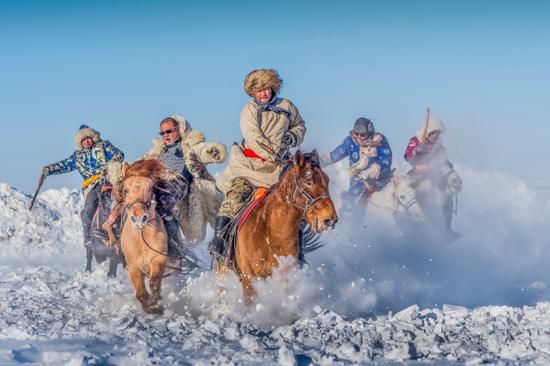 爱上内蒙古 | 给你一个喜欢锡林郭勒冬天的理由