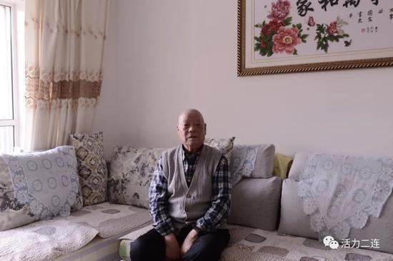 刘兴宽老人