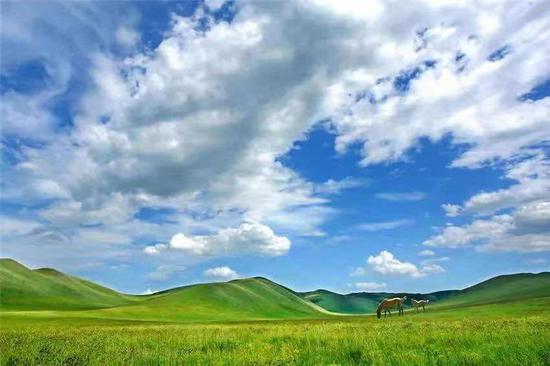天边草原乌拉盖(图片来自天边草原乌拉盖管理区)
