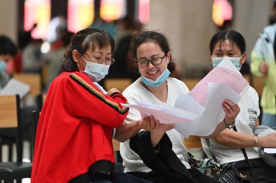 呼和浩特卫生健康委集中组织疫苗接种构建免疫屏障