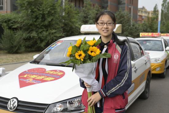 高考进行时 内蒙古自治区摄影师记录高考瞬间