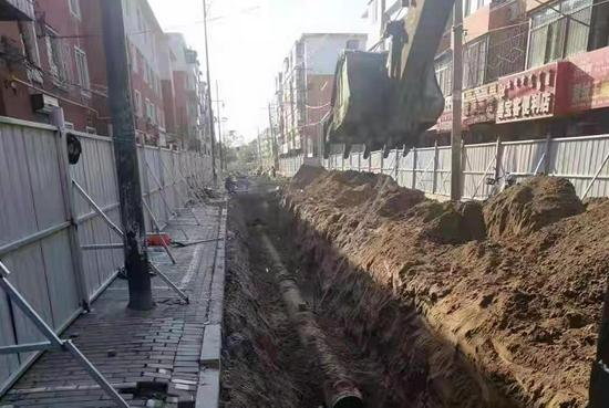 雨污水分流工程