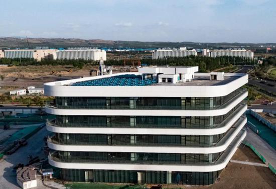 内蒙古超级计算机运算能力进入中国最强行列