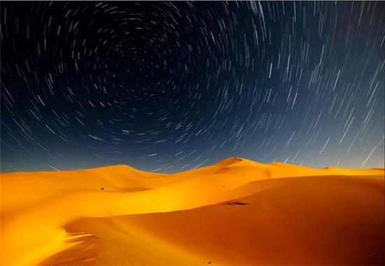 爱上内蒙古 | 沉醉内蒙古 白日游沙海 夜晚观星河