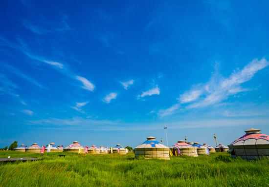 爱上内蒙古 丨 高考假期指南通辽这些景区等你来打卡
