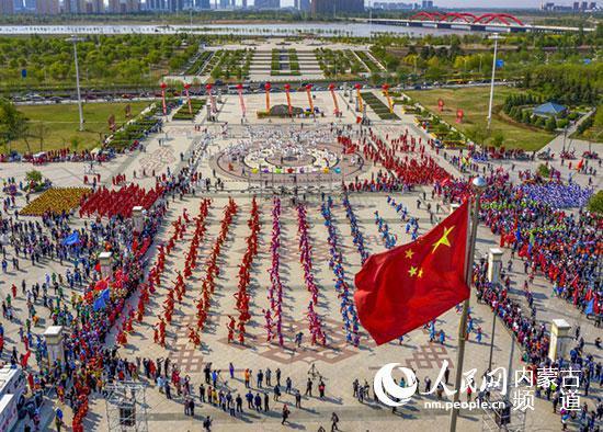 第二届科尔沁运动大会。通辽市体育局供图