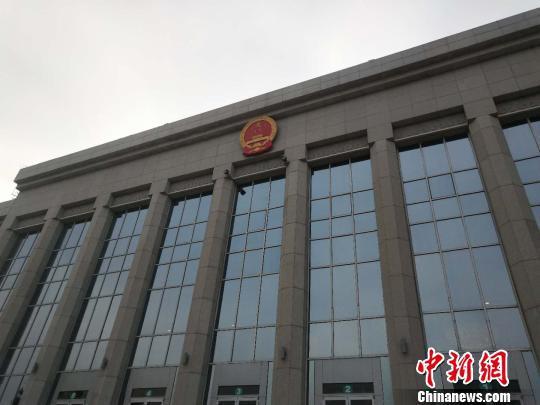26日,内蒙古自治区十三届人大二次会议开幕。 乌娅娜 摄