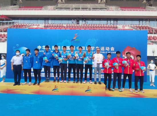 2金3银4铜!第十四届全国学生运动会内蒙古健儿收获满满