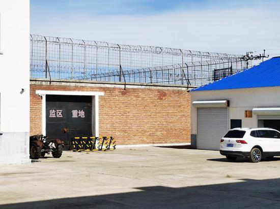 巴图孟和曾在陈旗看守所羁押。
